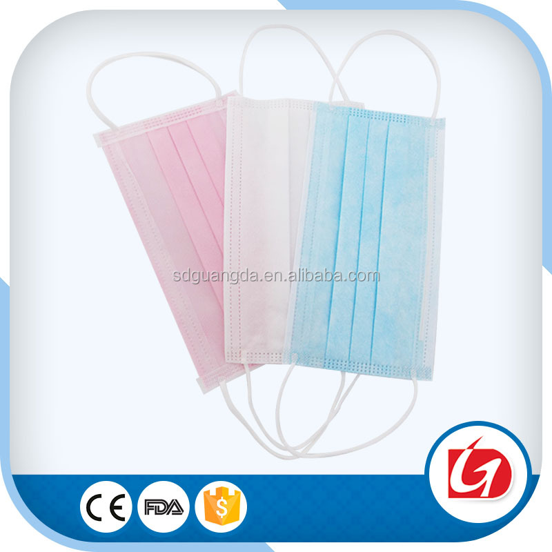High Filtration Non-Woven Inner Layer Face Masks