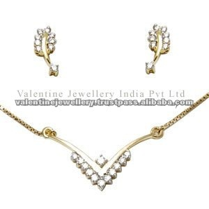 pendant necklace design, diamond pendant necklace, Diamond mangalsutra designs