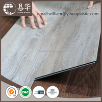 Vinyl Click Floor Pvc Locking Tile