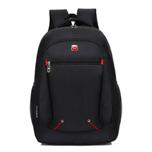 China manufactures wholesale school laptop bags cheap 600D black blank backpack for india market