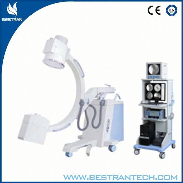 China BT-PLX112B Hospital High Frequency Mobile Digital C-arm System, x-ray equipment