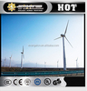 1kw vertical axis wind turbine generator wind solar hybrid power system