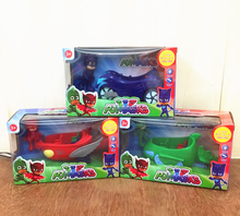 Supply funny kids toy pj masks action figure