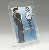Excellent quality Clear Acrylic Plastic Magnetic Photo Picture Frame