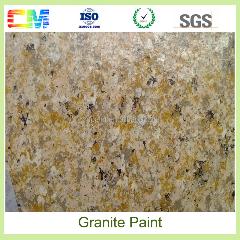 Water proof spray granite spray coating granite stone texture paint