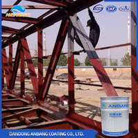 AB364 metal bridge structure epoxy glass flake advanced anti heavy corrosion coatings