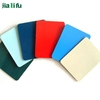 JIALIFU 4mm fireproof waterproof melamine sheets size for sale