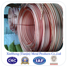 air conditioner copper coil pipe/air conditioner copper pipe/ copper tube C1100 C1200 T1 T2