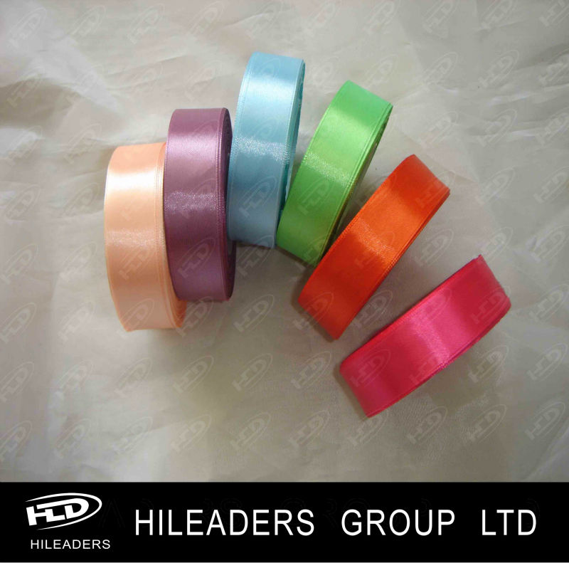 Satin Ribbon For Garment Accessories