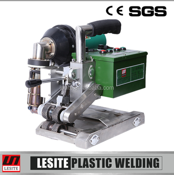 Hdpe Geomembrane Liner Hot Wedge Welding Machine Pe Geomembrane Welding Machine
