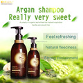 guangzhou 100% pure natural argan oil shampoo and conditioner