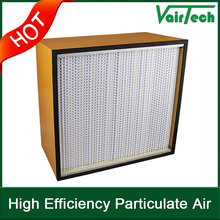 Air conditioning duct supplier air cooling extraction duct filter