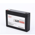 Hot sale 6.4V 10Ah LiFePo4 Rechargeable battery pack