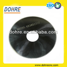 Tungsten Crabide Circular Saw Blade For Metal