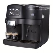 Italy style 1.8L water tank espresso coffee machine used