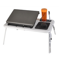 Portable Ajutable Floor Stand Laptop Desk