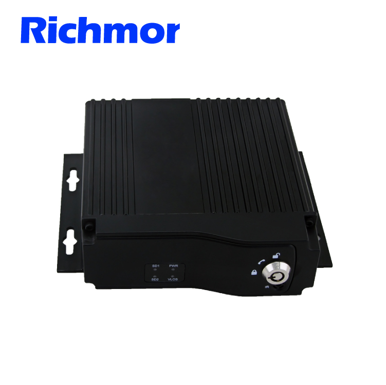 4CH 720p sd card mdvr gps 3g wifi Mobile DVR/MDVR for school bus with cctv system MDVR