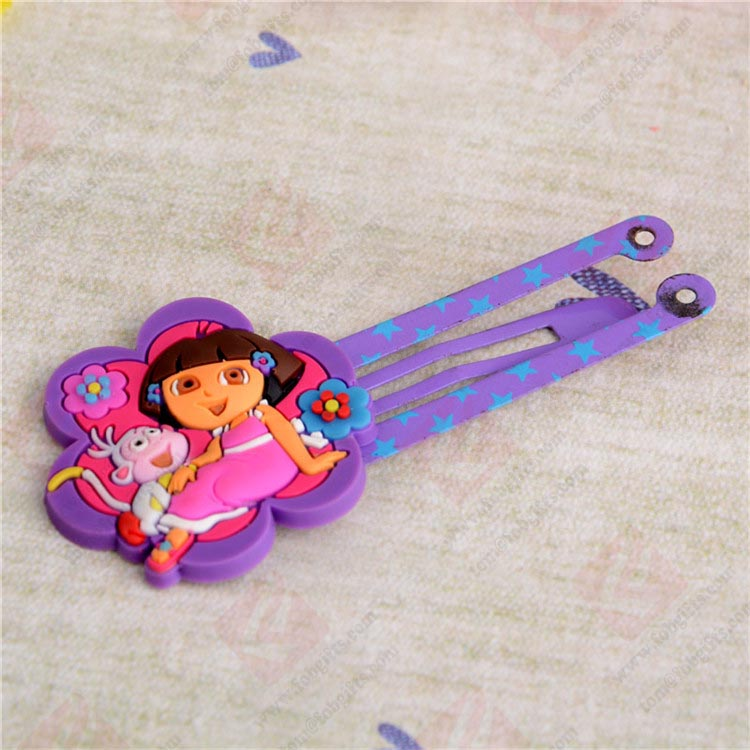 Safe Silicone hair clip /Cheap Clip for Baby /Baby Pacifier with Clip