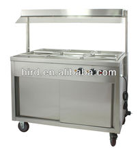 Heat preservation the dining car food warmer BM-3