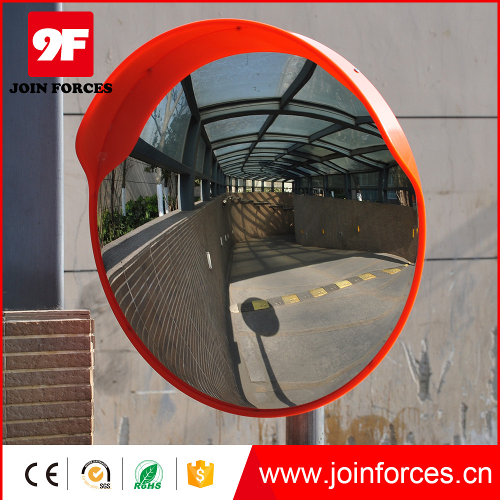 120cm Driveway mirror parking lots high visibility convex mirror