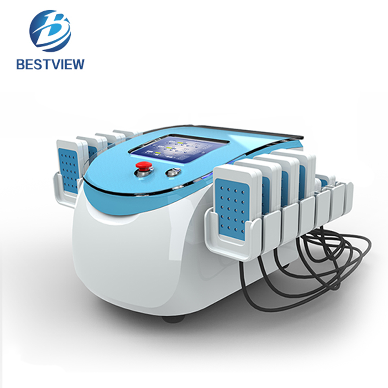 Big Promotion!!! 650nm&980nm I Lipo Laser / 200MW I Lipo Laser / Best Lipolaser slimming Machine For Sale