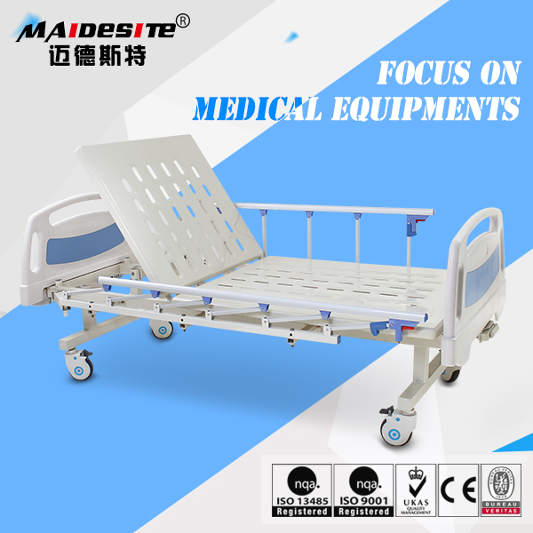 2017 Hot sell Medical equipments Cheap hospital bed