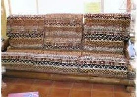 W3- WINDHOEK 3 SEATER COUCH