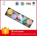 2016 hot selling high quality cheap bath bombs fizzer sets