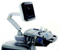 2D color doppler with convex probe/ ultrasound scanner