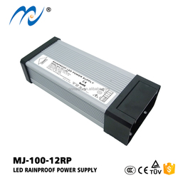 100W dc 12v single output led driver power transformer suppliers