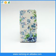 wholesale new design PU leather mobile phone case for iphone