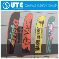 export goods bulk products from china best selling products outdoor advertisement product wind flag flag printing