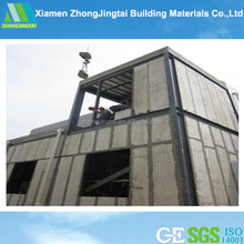ZJT Environment-friendly EPS sandwich panel prefabricated house
