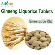 Ginsenoside Tablets Ginseng Liquorice Tablets