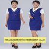 custom fashion bank uniforms for women