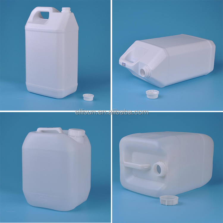 wholesale 2 liter plastic water bucket with security cap