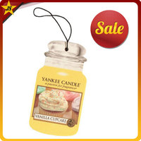 Paper Car Jar Hanging Odor Neutralizing Air Freshener Bottle Parfum