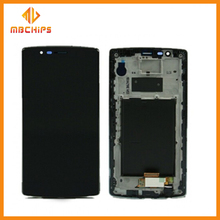 New LCD For LG G4 Beat G4s H735 H736 G4mini LCD Display Touch Screen Digitizer Assembly With Frame Bezel Replacement