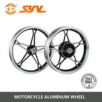 Best-selling GN125 chinese motorcycle wheel
