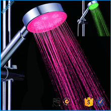 bathroom accessory 7 colors led color changing shower head