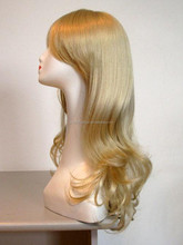 synthetic hair fiber wigs