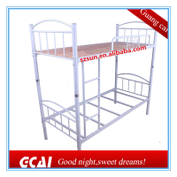 New design italian bunk bed double metal bed queen size bunk bed metal