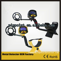 Good Quality Ground Search Metal Detector(1.5M) deep search underground metal detector MD-3010ii