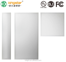 CCC CE EMC ETL RoHS SAA approved 36w 40w panel light high lumen indoor square 600x600 recessed LED panel light from kingstar
