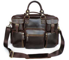 JMD Brand Business Bags 2014 Very Hot Selling Leather Handbag For Men 7028Q