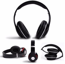 Low price china mobile phone oem headphone micro bluetooth headphone wood earphone