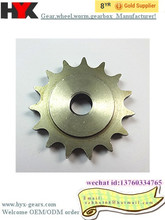 Wear Resistance Metal Drive Sprocket Wheel/ Metal Chain Sprocket Gear