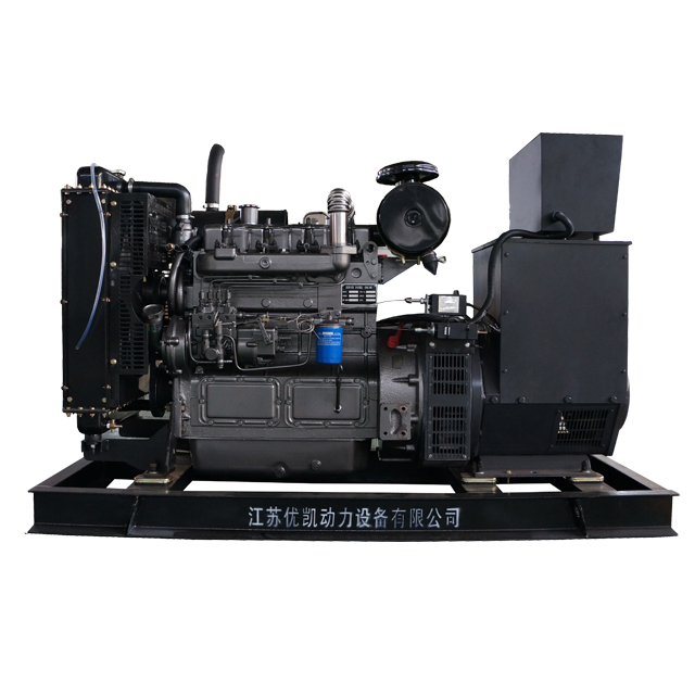 China factory 50kw Standby small water cooled diesel generator with good price