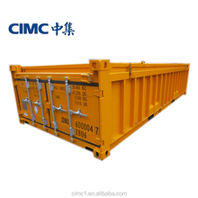 20ft Half Height Open Top Container