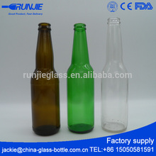 Delivery In Time Regular Screw Mouth glass beer bottles for homebrew